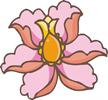 矢量彩色花纹_447