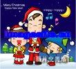 矢量圣诞节_7