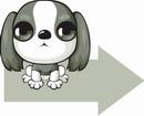 狗矢量图_173