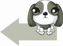 狗矢量图_174