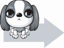狗矢量图_179