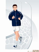 体育运动矢量图_67