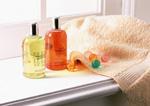 毛巾与洗浴用品