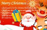 矢量圣诞广告板