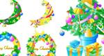圣诞节矢量素材_9