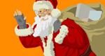 矢量圣诞老人