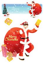 圣诞节矢量素材_1