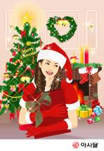 圣诞节矢量素材_2