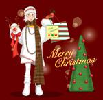 圣诞节矢量素材_3