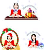 圣诞节矢量精品_4
