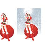 圣诞节矢量精品_1