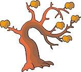 传统树木_119