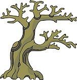 传统树木_127