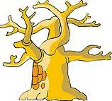 传统树木_128