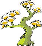 传统树木_133