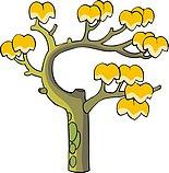 传统树木_139