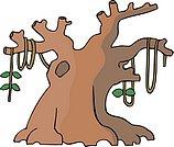 传统树木_169