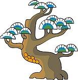 传统树木_65