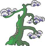传统树木_70