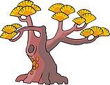 传统树木_72