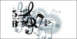 矢量音乐设计元素