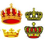 矢量精美皇冠