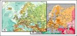 矢量欧洲地图