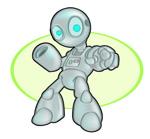 另类机器人矢量素