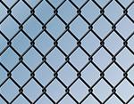 铁丝网矢量素材矢