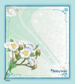 矢量鲜花背景_134