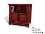 3D古典柜架模型_2