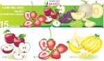 矢量水果1