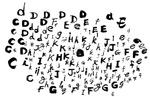 变体矢量字母