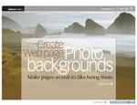 网页背景设计技巧