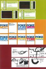 日本商业卡片设计