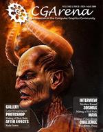 CGarena设计杂志