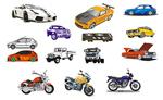 汽车与摩托车
