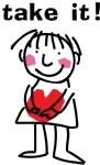 情人节-爱情卡通