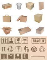包�b盒�c包�b常用