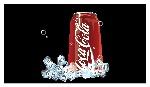 可口可乐罐子