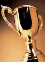 超眩金质奖杯