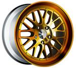 金色汽车胎