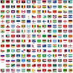 世界各国国旗区旗