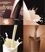 动态牛奶咖啡