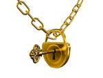 金锁与锁链
