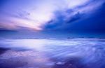 大海黄昏4