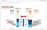 各类型的统计图表