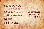 户外探险主题LOGO