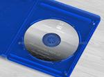 光碟包装盒样机