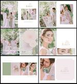 户外婚礼摄影画册